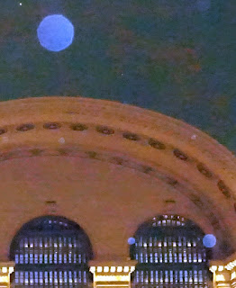 orbs in Grand Central