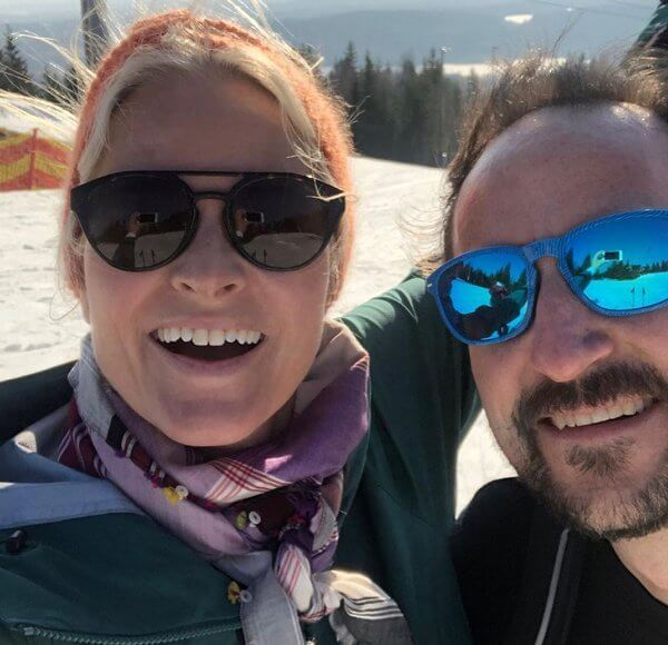 Crown Princess Mette-Marit, Crown Prince Haakon and Princess Ingrid Alexandra had a ski holiday in Oslo