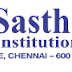 Sree Sastha Group of Institutions, Chennai, Wanted Doctoral Faculties / Assistant Professors