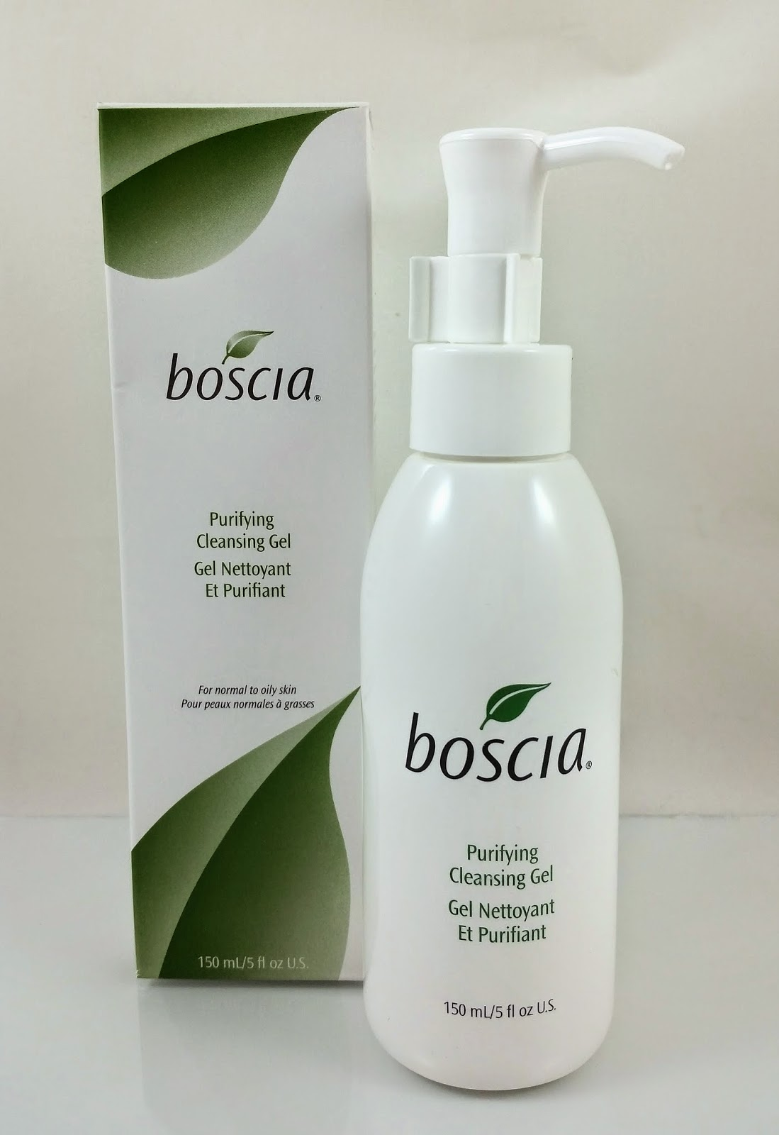 Boscia Purifying Cleansing Gel Review The Budget Beauty Blog