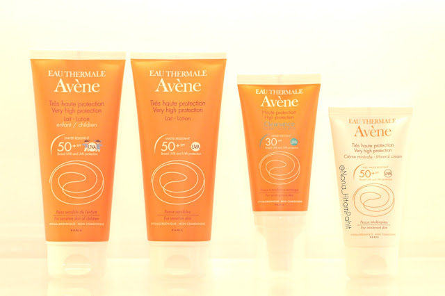 Avène Eau Thermale Spring Water, Avène Eau Thermale sunscreen protection, French product