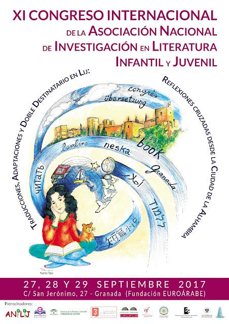 XI Congreso Internacional de la Asociación Nacional de Investigación en literatura infantil y juvenil, Francisco Acuyo