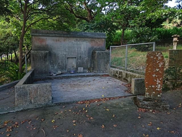 前田高御墓の写真