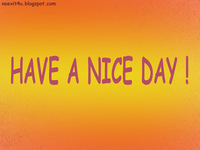 HD NICE DAY WALLPAPER