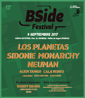B-SIDE Festival, XIII edición