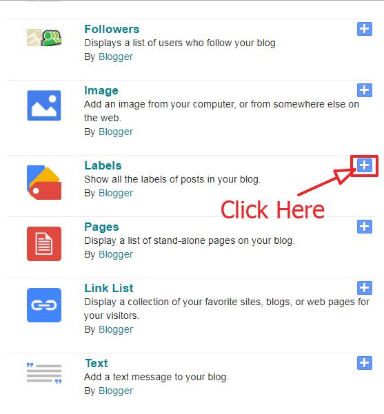choose a widget by anybuddyhelp