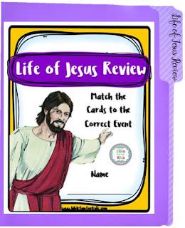 http://www.biblefunforkids.com/2017/07/life-of-jesus-review.html