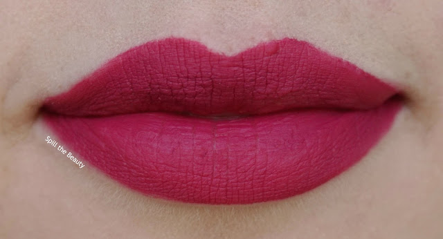 bend and snap - lips too faced melted mattes review swatch