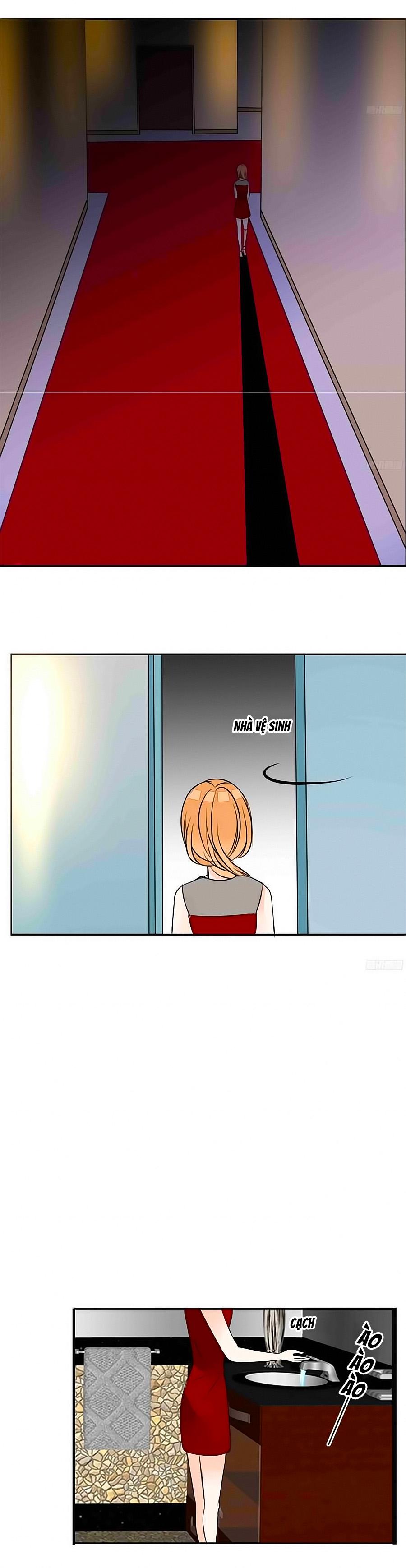 Công Chúa Nữ Vương Mệnh Chap 63 - Trang 23