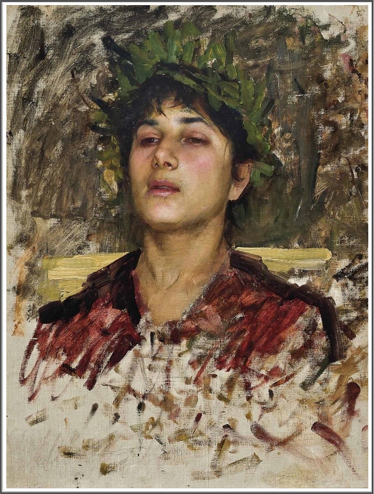 Le Prince Lointain: John William Waterhouse (1849-1917), Etude d\'une ...