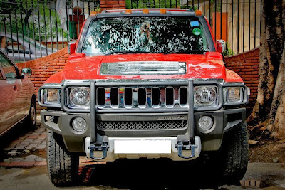 hummer h3 in india