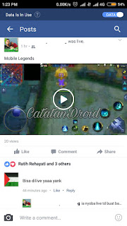 Cara Live Streaming Mobile Legends di Facebook