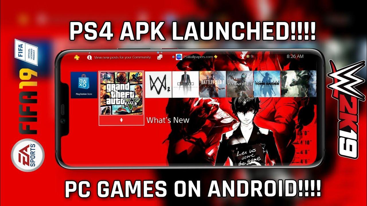 Ps4 Emulator Android 2019 - LEGENDO GAMING