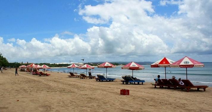 Destinasti Objek Wisata Pantai Kuta Di Badung Bali