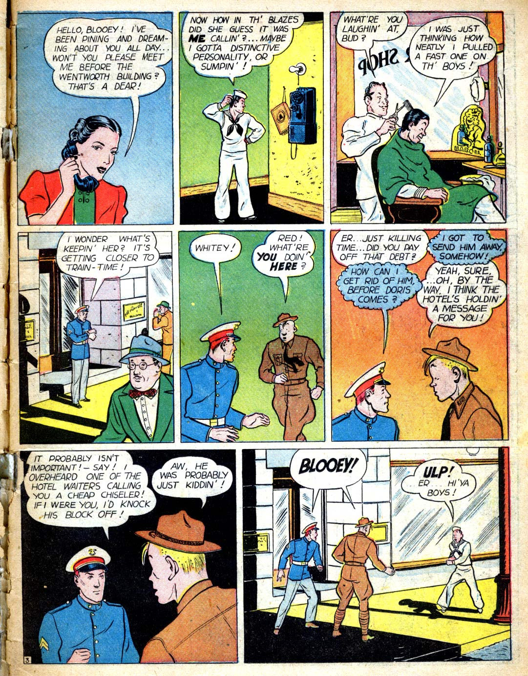 Read online All-American Comics (1939) comic -  Issue #2 - 5