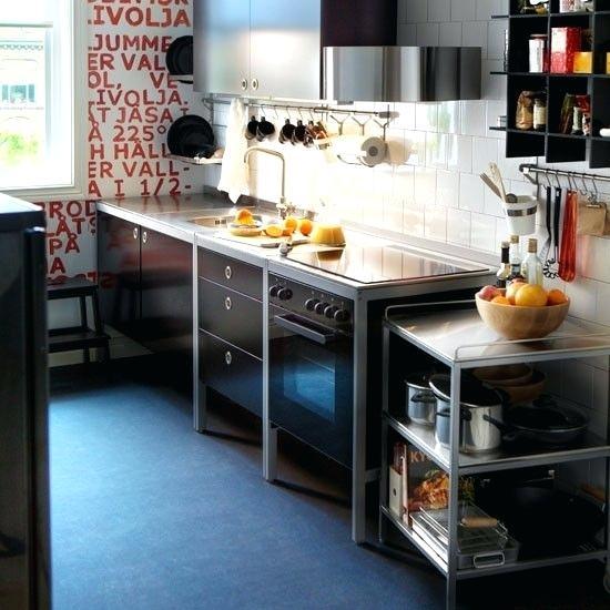 50 Inspirasi Keren Desain Rak Dapur Fungsional - Rumahku Unik