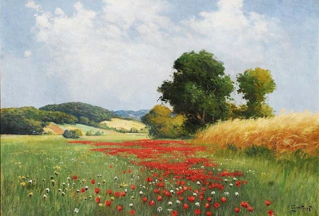 beautiful paintings of landscapes