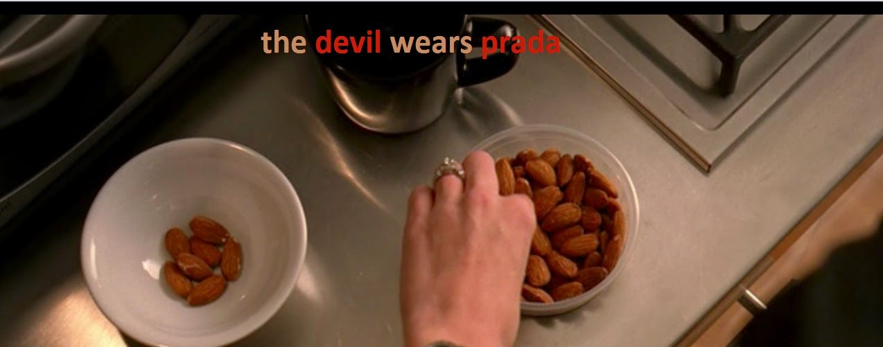 кадр из фильма «Дьявол носит Prada»