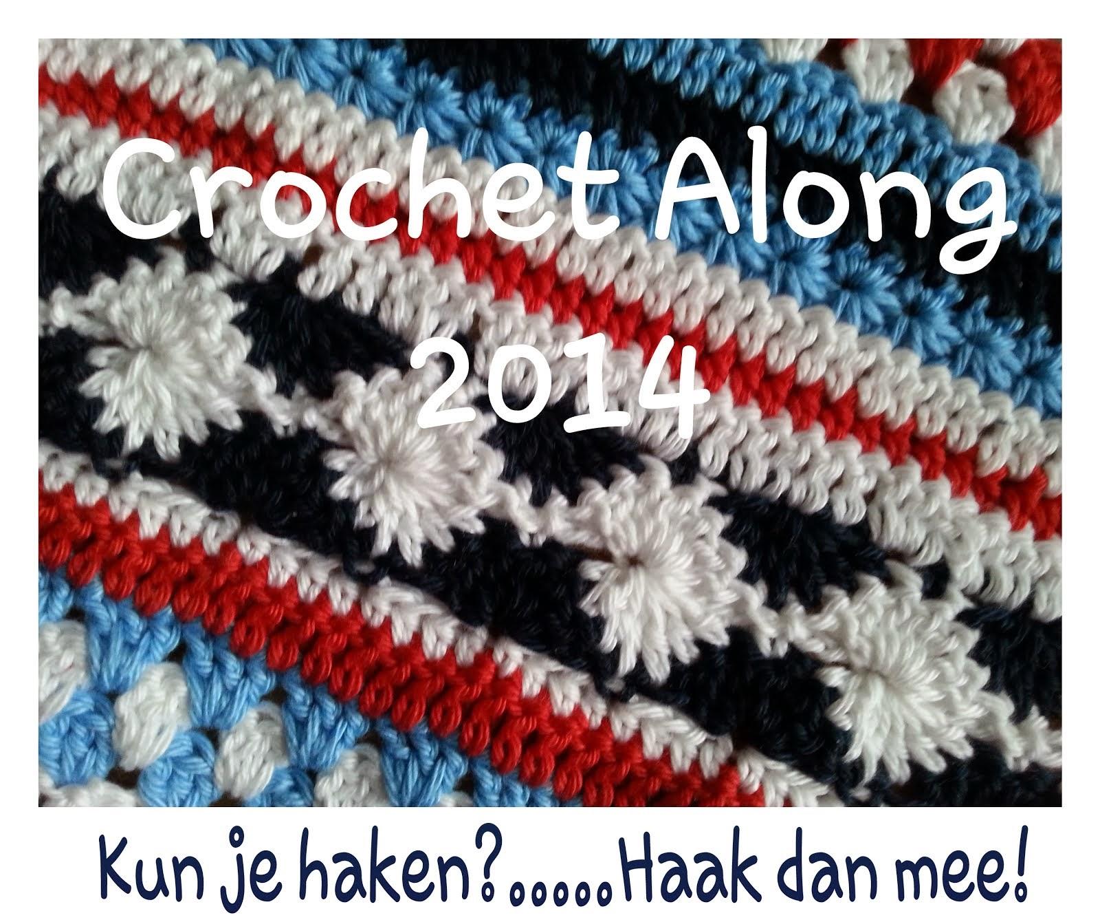 De Creatieve Wereld Van Terray Crochet Along 2014 Rand 1