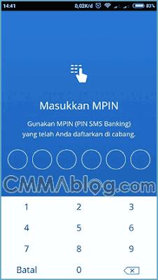transfer mobile banking mandiri
