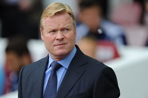 Huấn luyện Koeman - người thầy dẫn dắt Everton đến chiến thắng