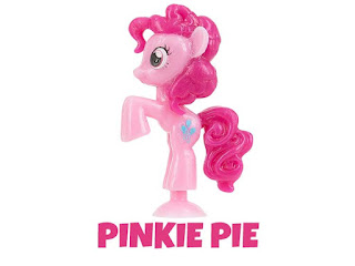 Fash'ems Series 3 Pinkie Pie