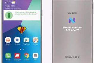 Cara Flashing Rom Samsung Galaxy J7 SM-J727V Dengan Mudah Via Odin, Firmware Free No Pasword