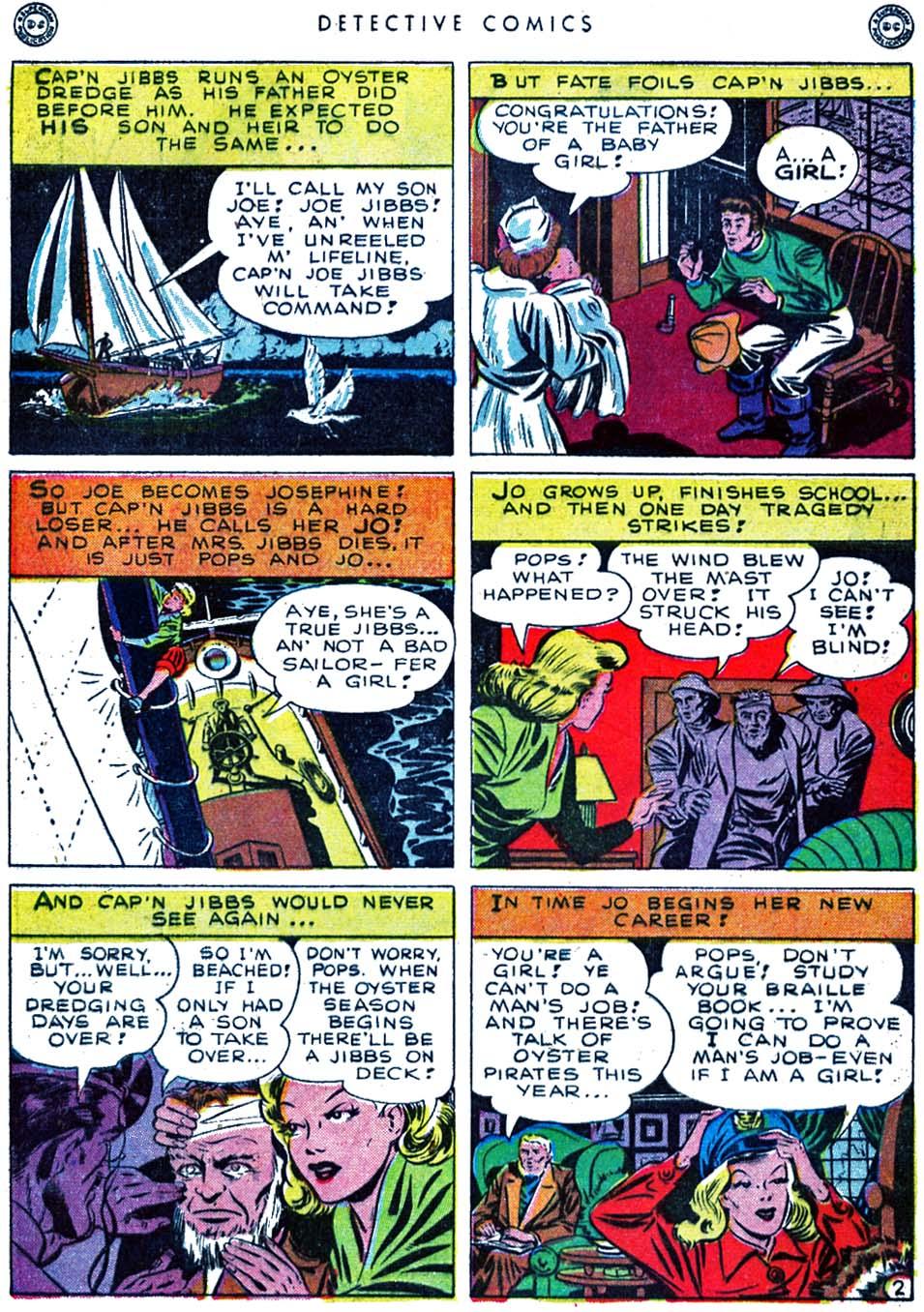 Detective Comics (1937) 113 Page 3