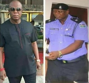 police dpo killed robbers abia state