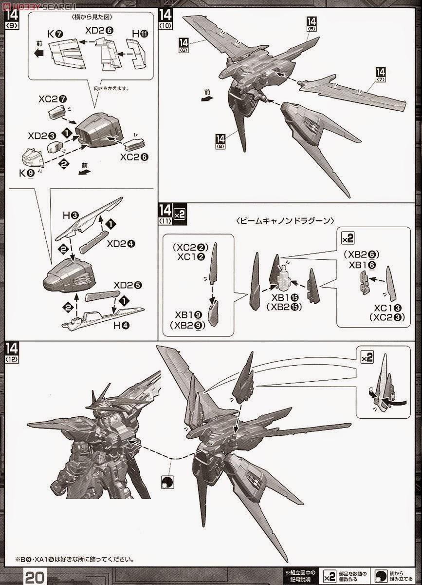 GUNDAM GUY: MG 1/100 MS Gundam Astray Blue Frame D