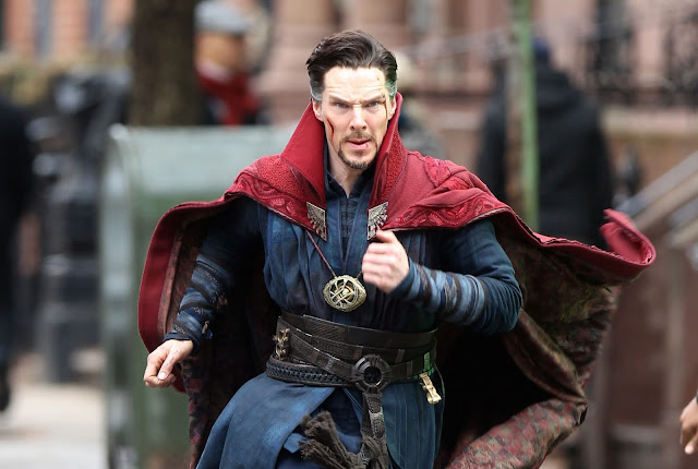 "Benedict Cumberbatch is a sorcerer in Marvel's ""Doctor Strange"""