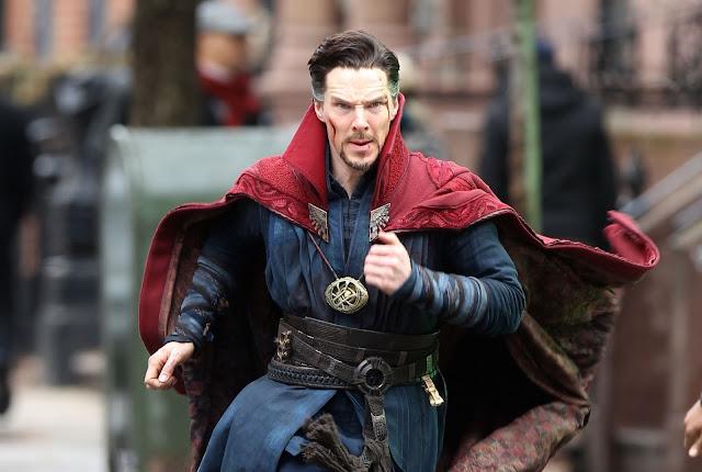 "Benedict Cumberbatch is a sorcerer in Marvel's ""Doctor Strange"""