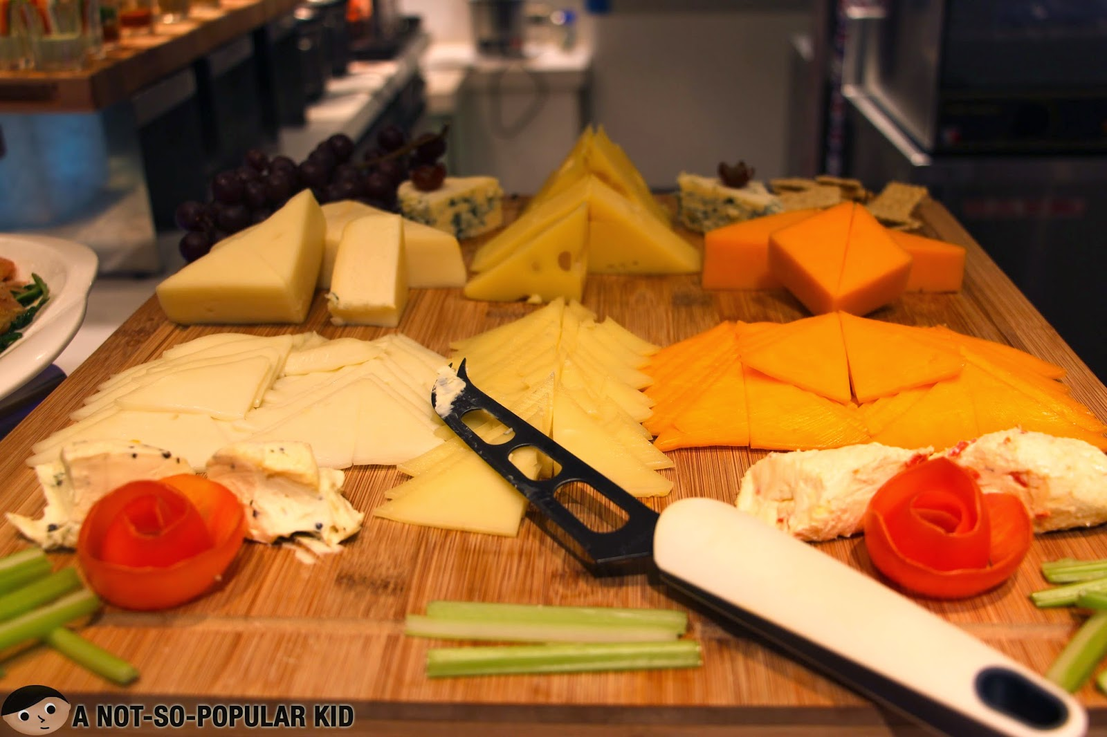 Cheese Selections in Vikings SM Megamall