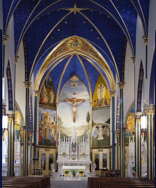 Before And After St Mark S In Peoria Illinois