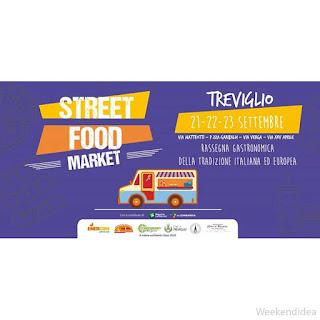Street Food Market 21-22-23 settembre Treviglio (BG)