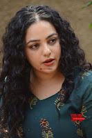Nithya Menon promotes her latest movie in Green Tight Dress ~  Exclusive Galleries 034.jpg