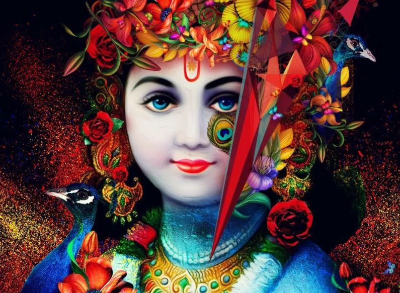 Top 50 Best Lord Krishna Images And Pics Hd 2019 Good Morning