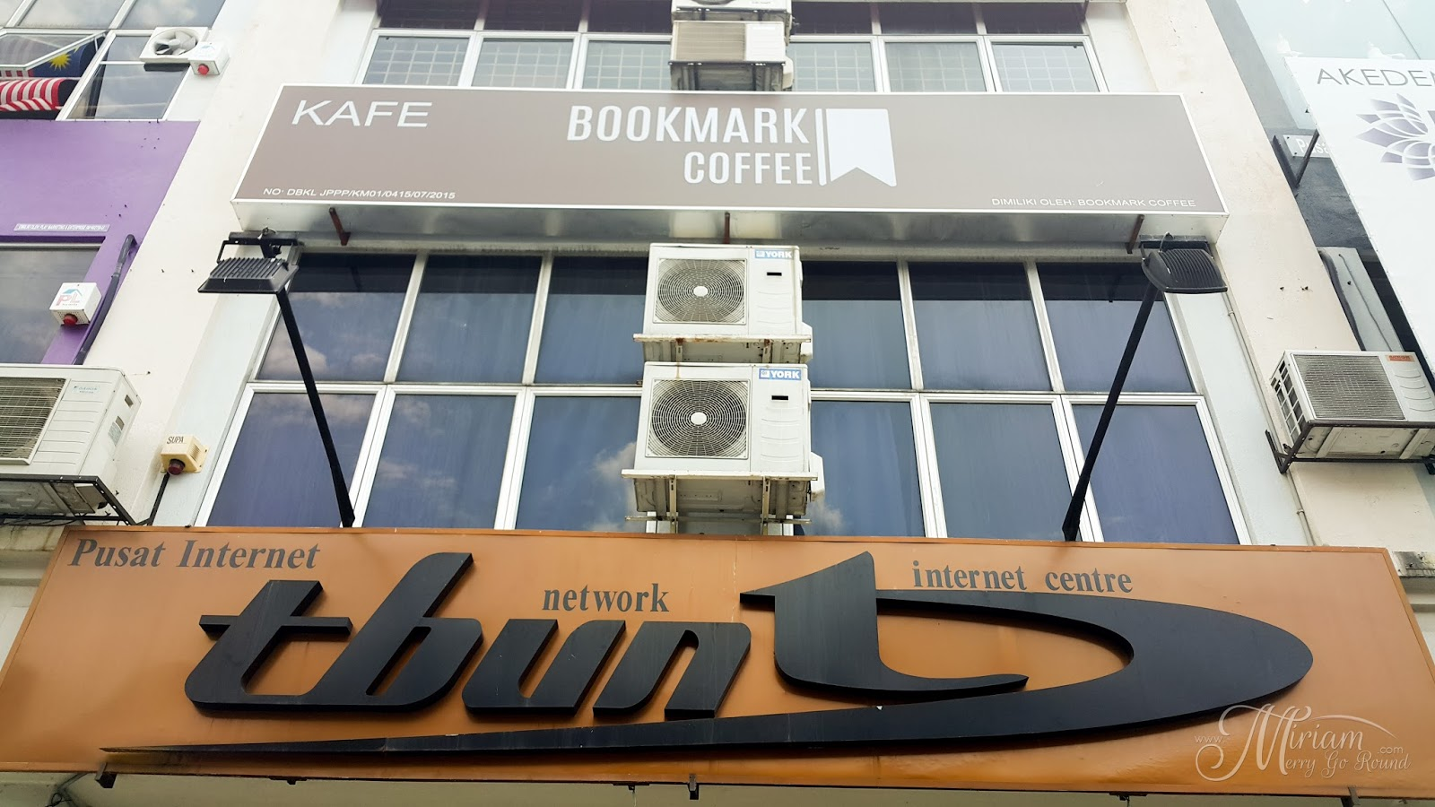 Bookmark Coffee Cheras