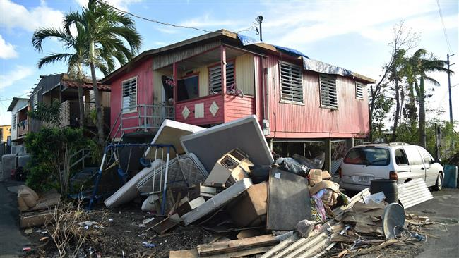 Puerto Rico hurricane death toll rises to 43