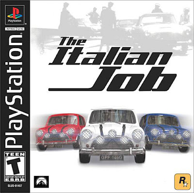 descargar italian job psx mega