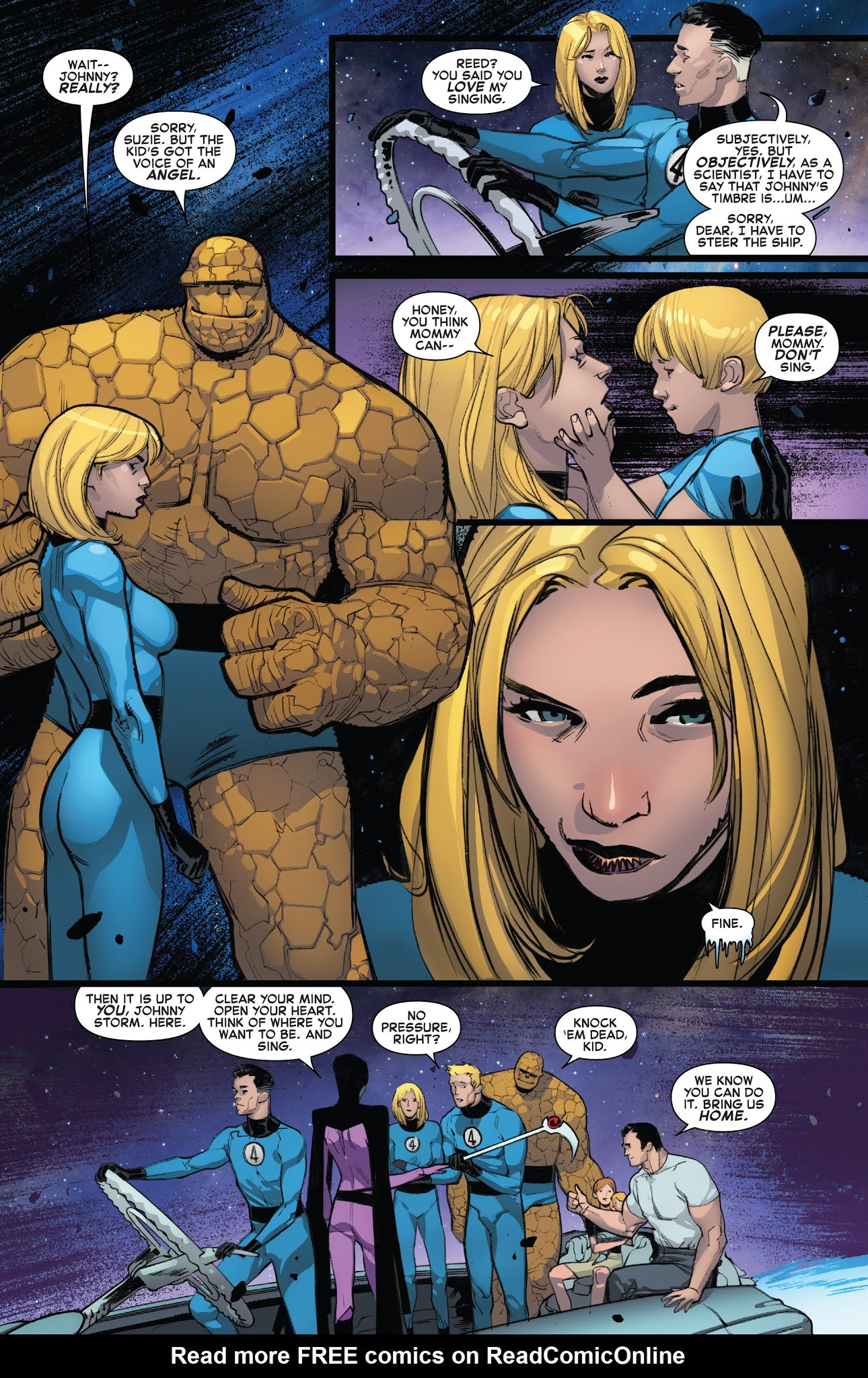 Fantastic Four (2018) #1 #16 - English 19