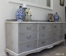 Lilyfield Life French Chteaux Chest Of Drawers In Paris Grey