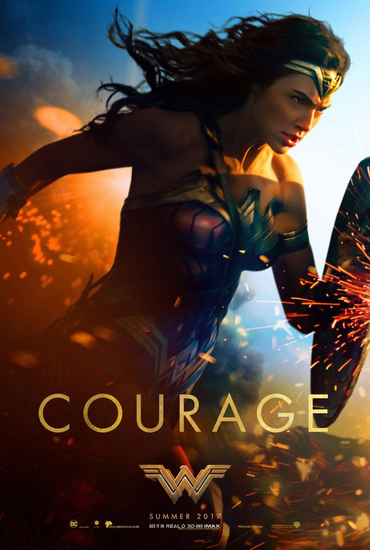 Nuevo tráiler y remesa de pósters de 'Wonder Woman'
