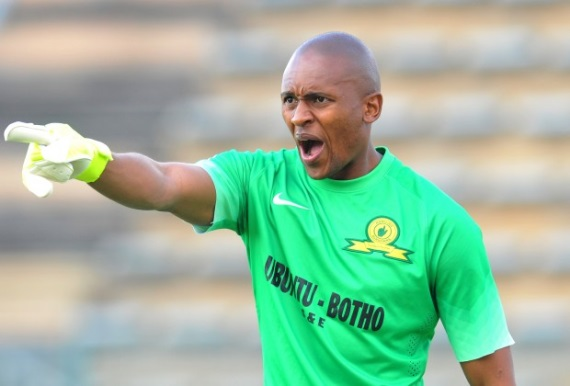 Mamelodi Sundowns coach Pitso Mosimane believes goalkeeper Thela Ngobeni