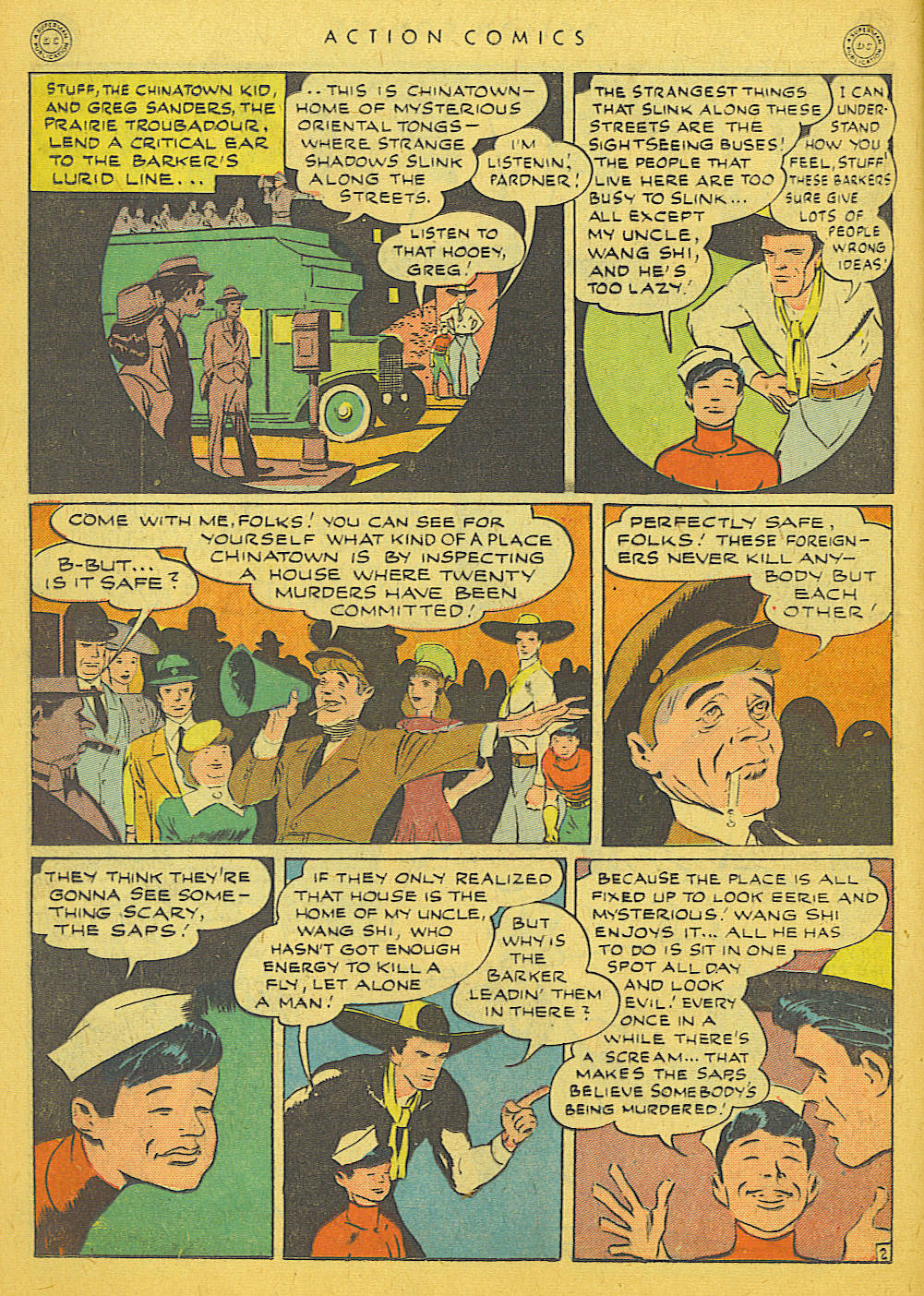 Read online Action Comics (1938) comic -  Issue #86 - 24