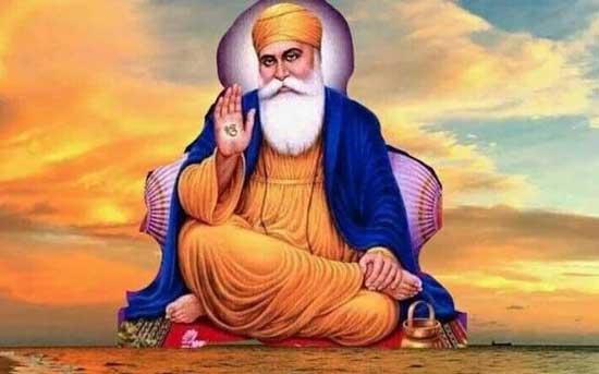 Happy Guru Nanak Dev Jayanti 2018 Images for whatsapp