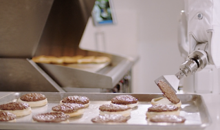 Flippy, the hamburger cooking robot, gets its first restaurant gig