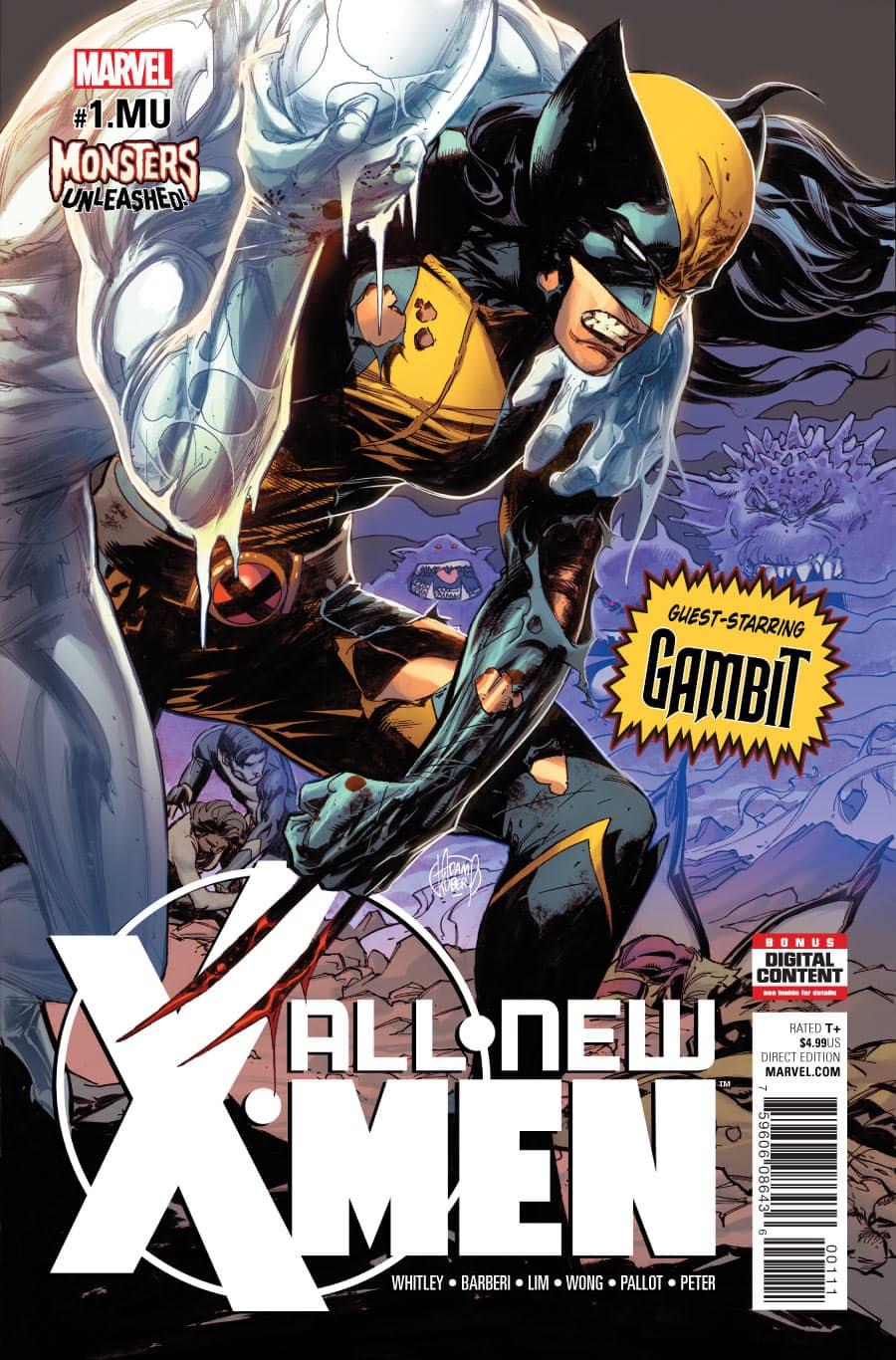 all x-men comics online free