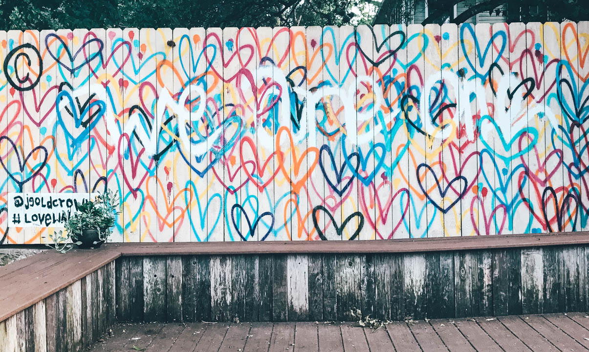 The Ultimate Austin Mural Guide Where To Find Austin S Best