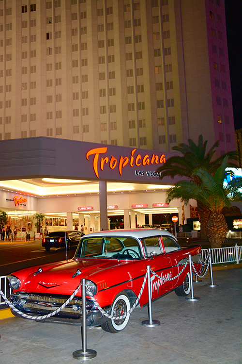 Tropicana, Las Vegas, NV | My Darling Days